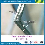 薄板にされた安全ガラスのための0.38mm薄板になるPVBのフィルムを取り除きなさい