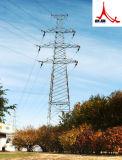 Stahlpole-Kraftübertragung-Zeile Aufsatz