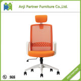 중국 도매 최고 뒤 주황색 메시 사무실 의자 (Octavia-H)