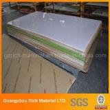 Hartes Plastikacrylblatt für Ausschnitt/Stich-freies Plastikplexiglas-Blatt