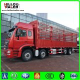 Sinotruk 8X4 화물 트럭 HOWO 40t 화물 화물 자동차 트럭