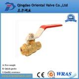 Шариковый клапан шарикового клапана ISO228 славного качества латунный быстро соединенный латунный