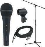 Conjunto de micrófono dinámico Dm1set