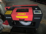 Миниая машина лазера гравировки и вырезывания (XZ5040)