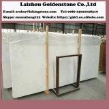Pietra di marmo bianca come la neve di colore bianco di pietra naturale della Cina nella nostra fabbrica
