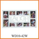 Смейтесь 10-Открытие Photo Frame (WD10-42W)