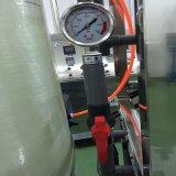 Máquina subterrânea do tratamento da água do profissional