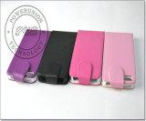 Переверните крышку сумка из натуральной кожи для iPhone 5 (КЕ5-001)