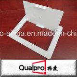Teto plástico com a dobradiça mecânica escondida AP7611