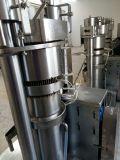 Pressa dell'olio di semi di capienza di macchina della pressa di olio idraulico 100kg/Sunflower