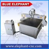 Machine de découpage chaude en bois de la vente 1325, machine de découpage de commande numérique par ordinateur pour la gravure du bois de meubles de porte