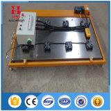 Máquina movente automática do secador do infravermelho distante
