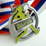栄誉章カスタムデザインの金属のマラソンの