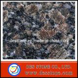 Azulejo de Granie para la pared del granito de Brown del zafiro (DES-GT037)
