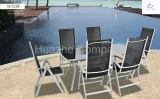 의자 테이블 고리 버들 세공 가구를 위한 고리 버들 세공 가구 등나무 가구를 가진 옥외 등나무 가구 Hz Bt98 최신 판매 소파