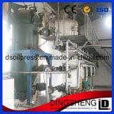 Refinamento químico de óleo de girassol Rbd com desparafinação