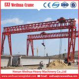 Weihua Mobile Truss-Type double poutre portique pour les travaux de génie
