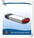 36V Batterij van de Batterij van het Rek van het Pak van de Batterij van de Macht van de Batterij van de Batterij van het Lithium van de Batterij van Ebike van de Batterij van de Fiets van 11ah-17ah de Elektrische Li-Ionen Achter Navulbare 3.7V