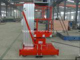 Lift van het Werk van het Platform van het aluminium de Lucht met Ce- Certificaat