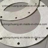 Gaxeta da selagem do conduto da fibra de vidro do elevado desempenho