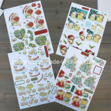 O Ultimate A4 Die-Cut Collector's Pack Natal DIY Paper Craft Scrapbook Kits