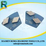 Romatools алмазные шлифовальные обувь для мраморным полом