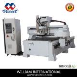 Selbsthilfsmittel-Wechsler CNC-Fräser für Aluminiumausschnitt (Vct-1325atc8 LC)