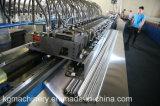 고속 가벼운 용골 제강 기계 또는 천장 기계를 형성하는 교차하는 T 격자 롤