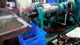 La broche Barillet Profil en caoutchouc d'alimentation d'extrusion à froid de la machine