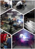 certificado CE neumático automático T-Shirt el calor de la máquina de prensa