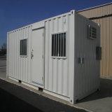 Полуфабрикат офисное здание контейнера с аттестацией ISO & Ce
