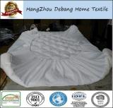 Tapa de colchón de bambú de la tapa de la felpa del tacto fresco de lujo al por mayor