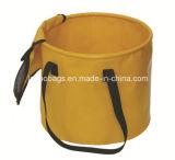 500d la lona de PVC resistente al agua de la bolsa de pesca