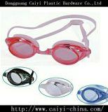 Occhiali di protezione di nuotata del silicone dei capretti e degli adulti (DT-022)