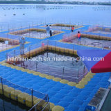 Floating Fish Farm construire par le PEHD Ponton Dock