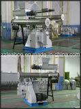 Edelstahl-Zufuhr-Tausendstel-sich hin- und herbewegende Fisch-Zufuhr-Tabletten-Maschine