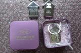 Lecteur flash USB promotionnel de cadeau d'immeubles de Chambre en métal (YT-1245)