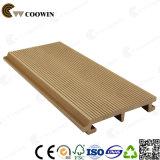 Compuesto de plástico madera ecológica el panel de pared (TH-10)