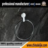 浴室(LJ55005)のためのステンレス鋼のリング状タオル掛け