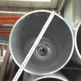 Pipe d'alliage d'aluminium avec la livraison rapide