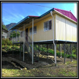 강철 건축 조립식 모듈 움직일 수 있는 집