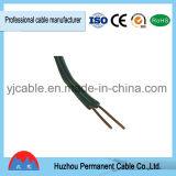 Câble plat de fabriquant-fournisseur (BVVB) dans le sud-est du continent de la Chine