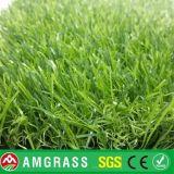 庭の性質の柔らかい感じ20mmの高さの人工的な草