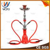 De Pijp die van het Roestvrij staal van de kameel Vastgestelde Waterpijp roken