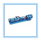 G 슬러리를 위한 단 하나 나선식 펌프
