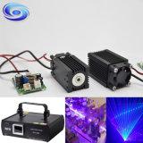 Nichia 445нм, 450 нм 3500MW Blue Laser модуль для лазерное шоу