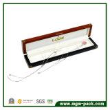 Alta calidad personalizada caja de madera de madera pulsera de madera