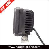 4X6.5in 45W 직사각형 Epistar LED 트랙터 일 빛