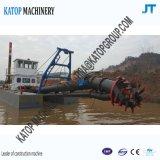 14 Zoll-Fluss-Sand-Bergbau-Bagger für Verkauf nach Bangladesh