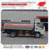 Caminhão de petroleiro de 2 eixos para o transporte do diesel/gasolina